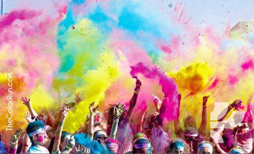 London Color Run