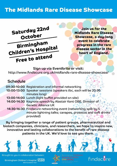 The Midlands Rare Disease Showcase