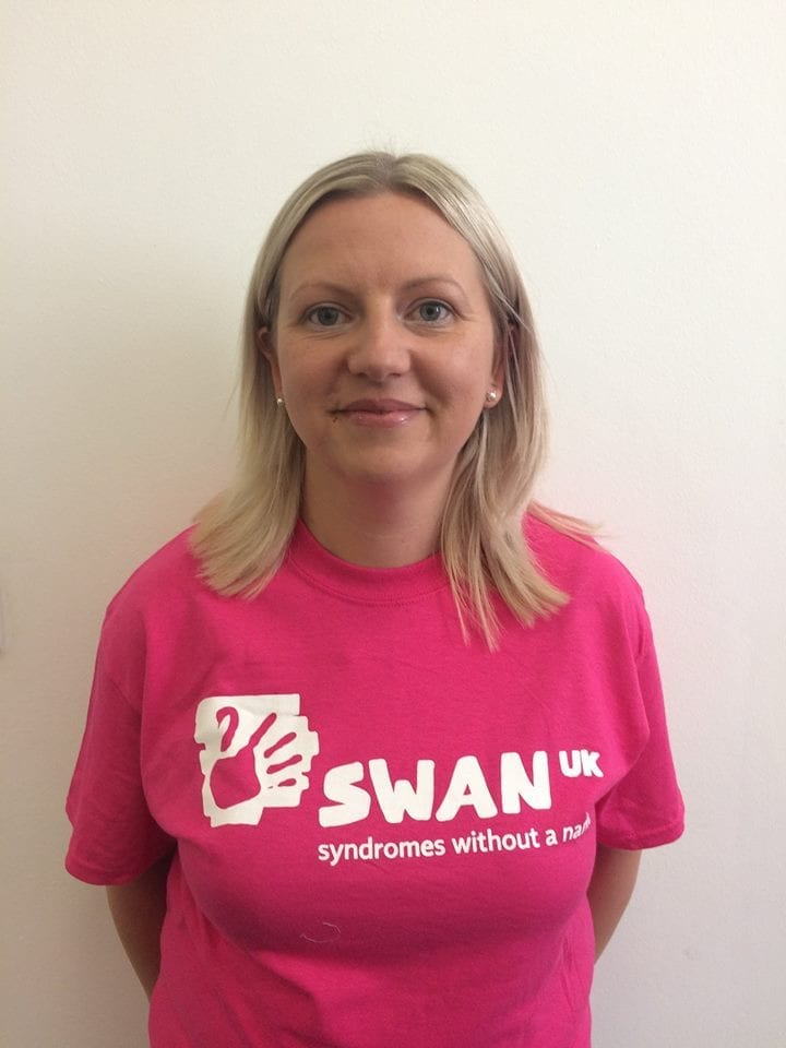 SWAN UK Parent rep for wales talks about what it means to have no diagnosis