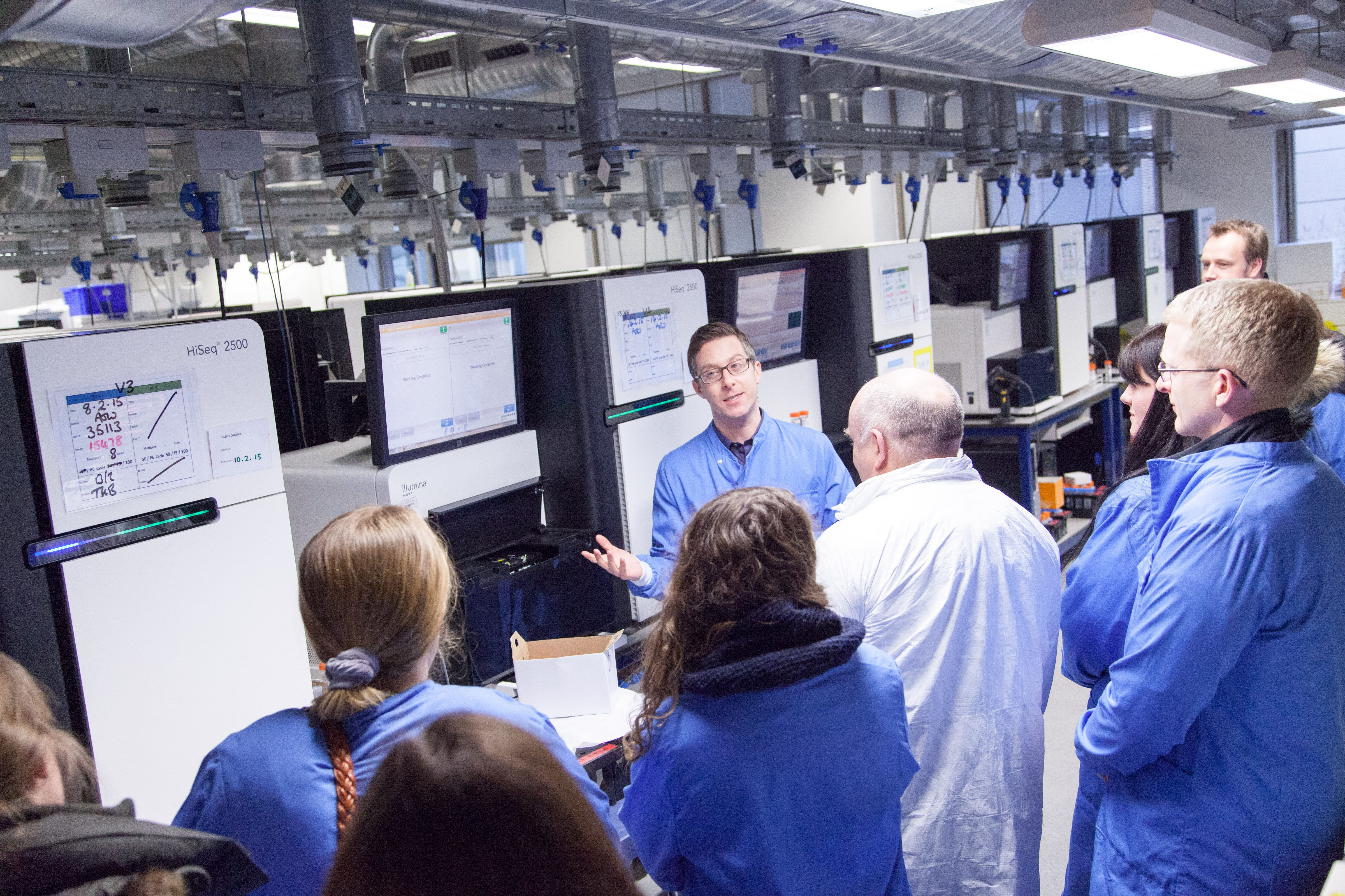 LEARN ABOUT GENETICS at mrc harwell