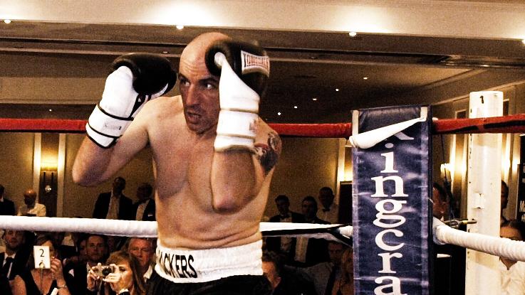 White Collar Boxing!