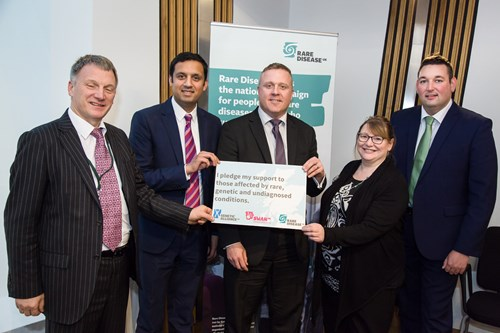 MSPs pledge to support families affected by undiagnosed conditions