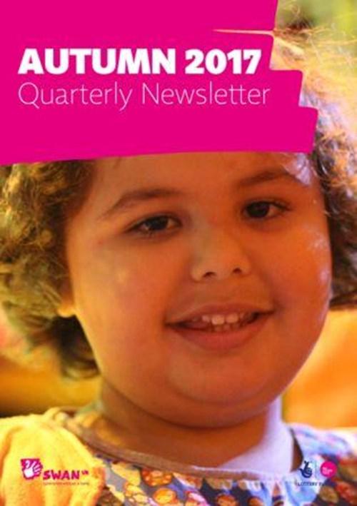 Autumn 2017 Quarterly Newsletter!