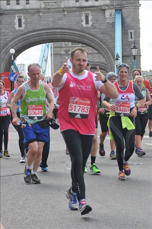 Run in the footsteps of an Olympic champion