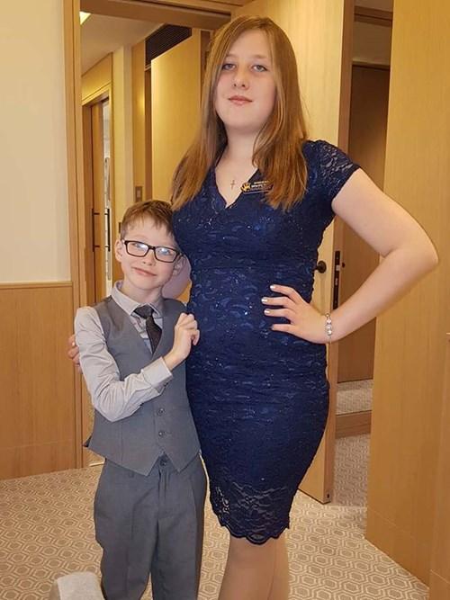Sibling story – Rhiannon