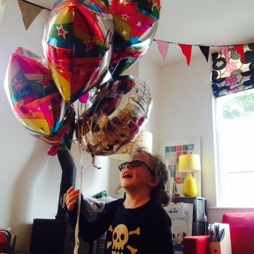 SWAN UK balloon sends
