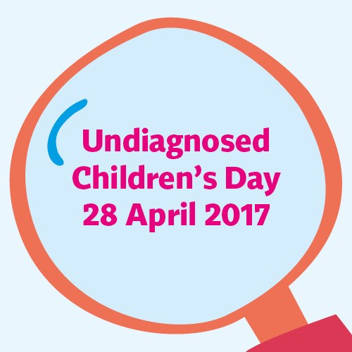 Help us support more families this Undiagnosed Children's Day