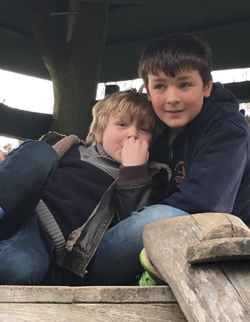Sibling story – Will