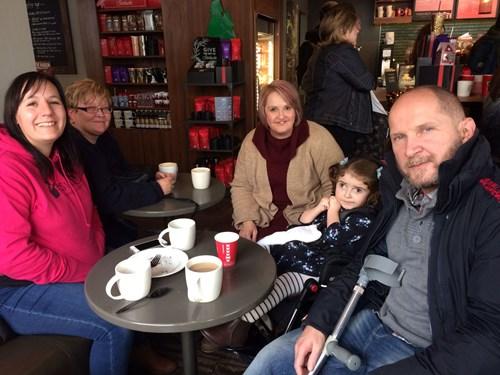Liverpool coffee meet