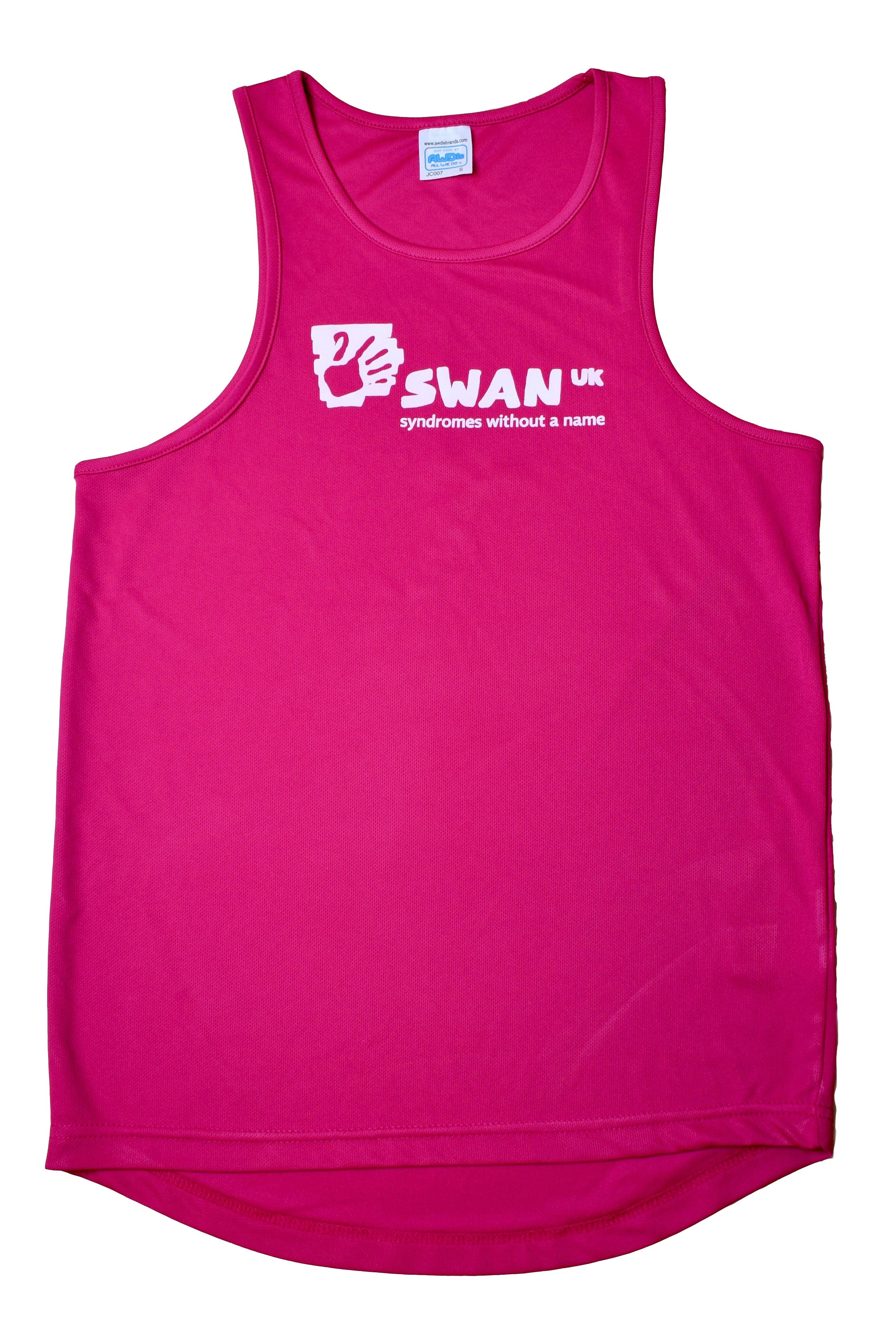 1da9a90d76c0 SWAN UK Running Vest
