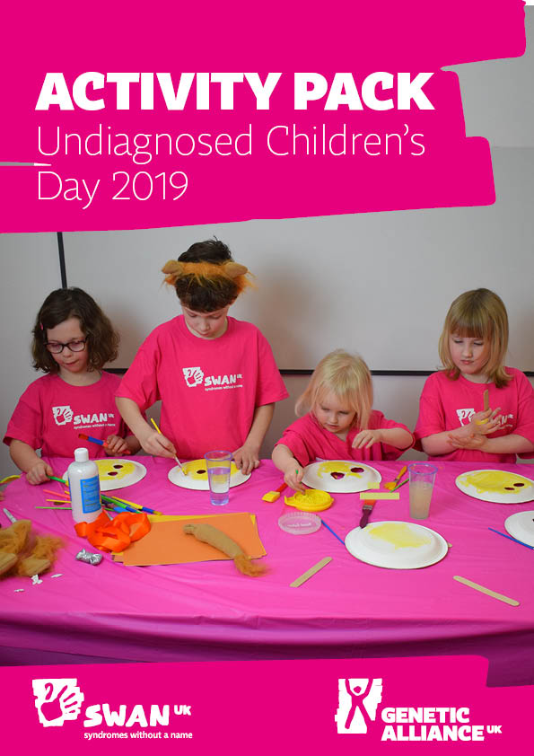 Schools Activities for Undiagnosed Children's Day