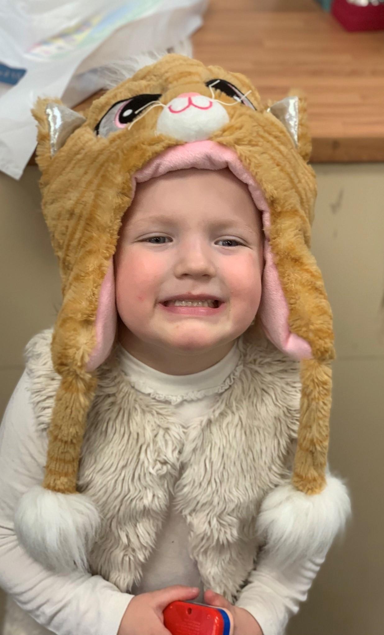Brave like a lion: Evana