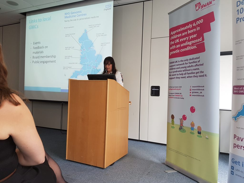 Undiagnosed Genetic Conditions Information Event: North Wales