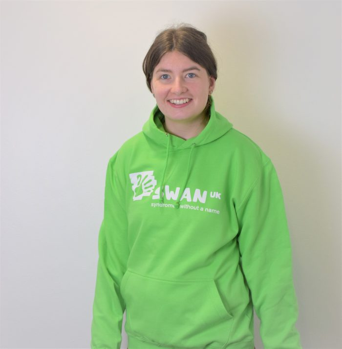 SWAN UK Green Hoody