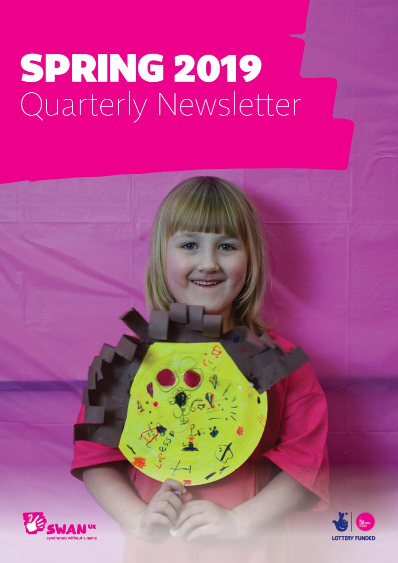 Spring 2019 Quarterly Newsletter