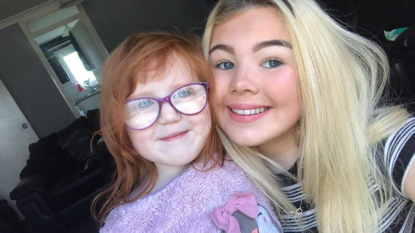 Sibling Story: Allana and Bronwyn
