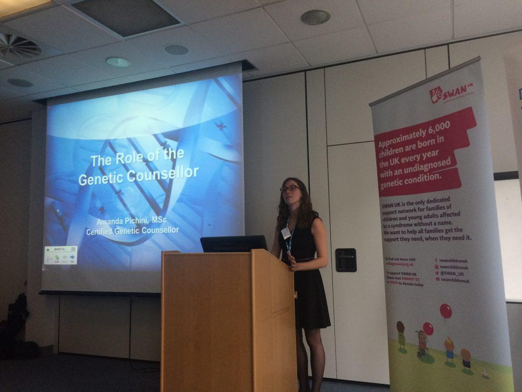 Undiagnosed genetic conditions information event: Truro