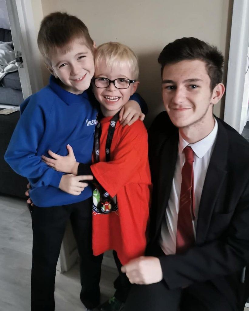 Family Story: Lyndsay and Jack
