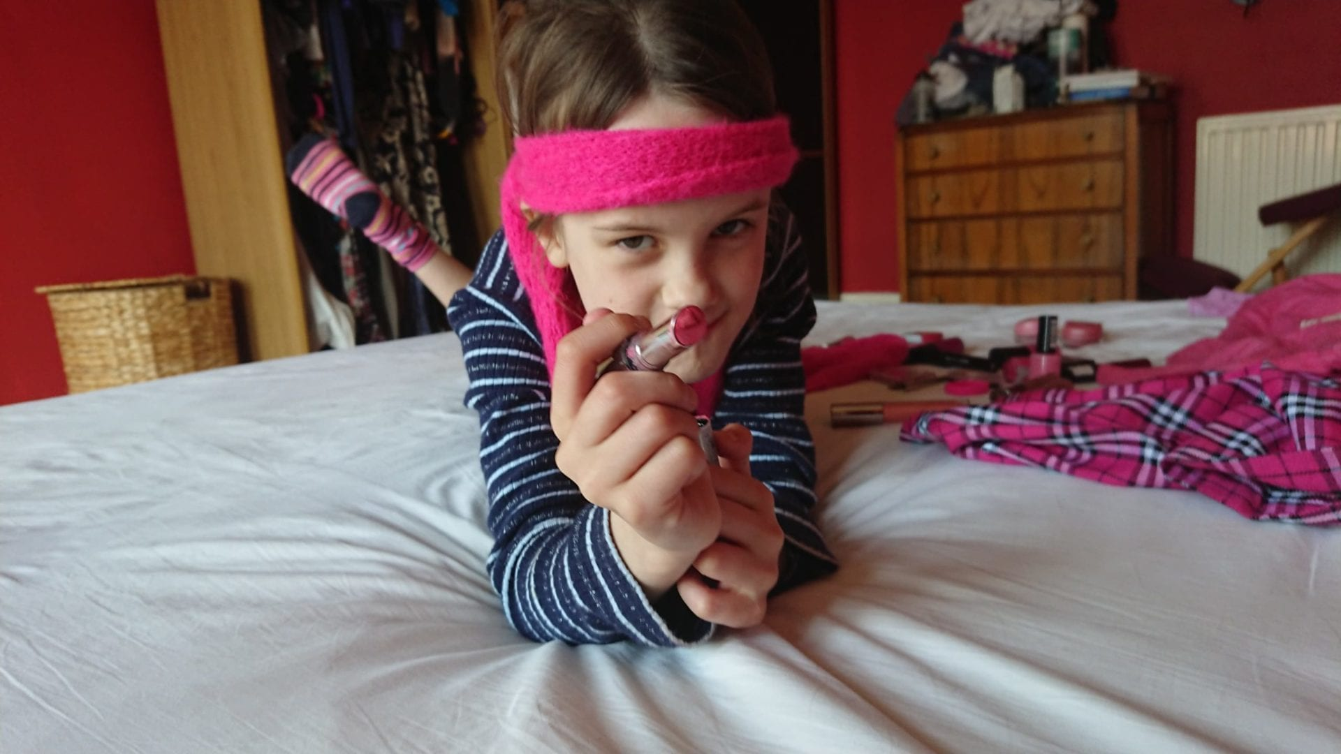 Happy Undiagnosed Children's Day – #paintlockdownpink