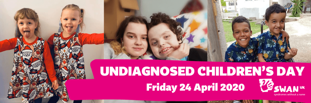 UNDIAGNOSED CHILDREN'S DAY 2020!