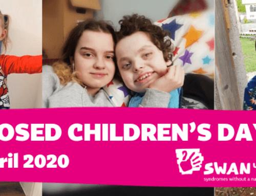 Undiagnosed Children's Day 2020